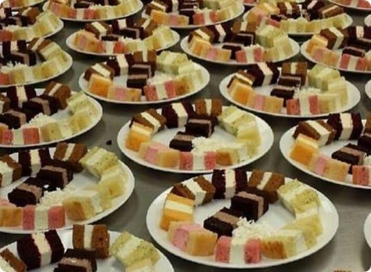 Wedding Cake Tasting