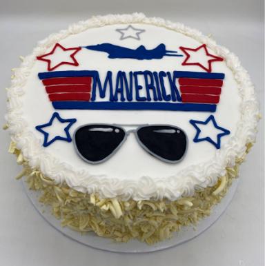 Maverick Top Gun design